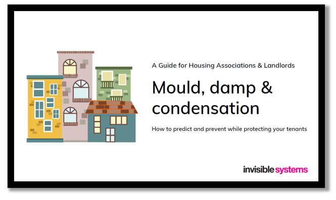 IoT for mould damp and condensation prevention 2